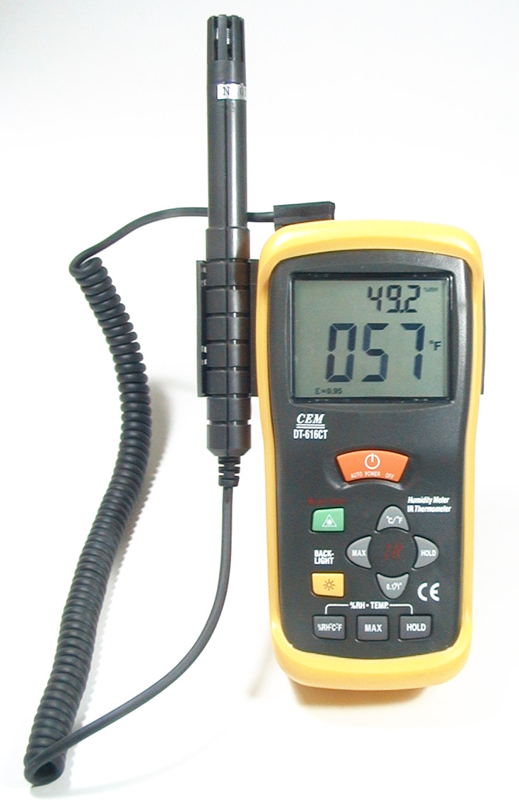 Relative Humidity Meter : Ruby electronics