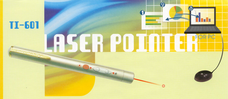 laser pointer powerpoint