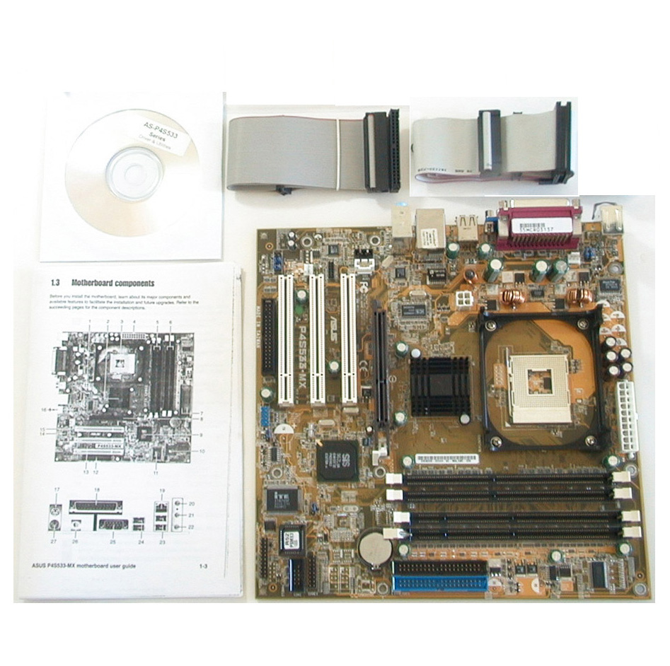 ASUS P4S533-MX SOUND DRIVERS FOR WINDOWS 7
