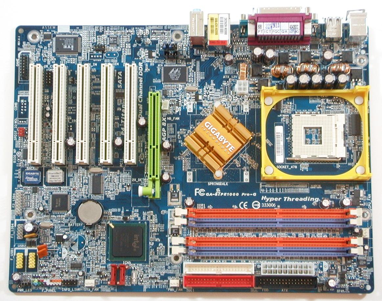 Drivers for Gigabyte GA-8IPEG Motherboard for Windows 7