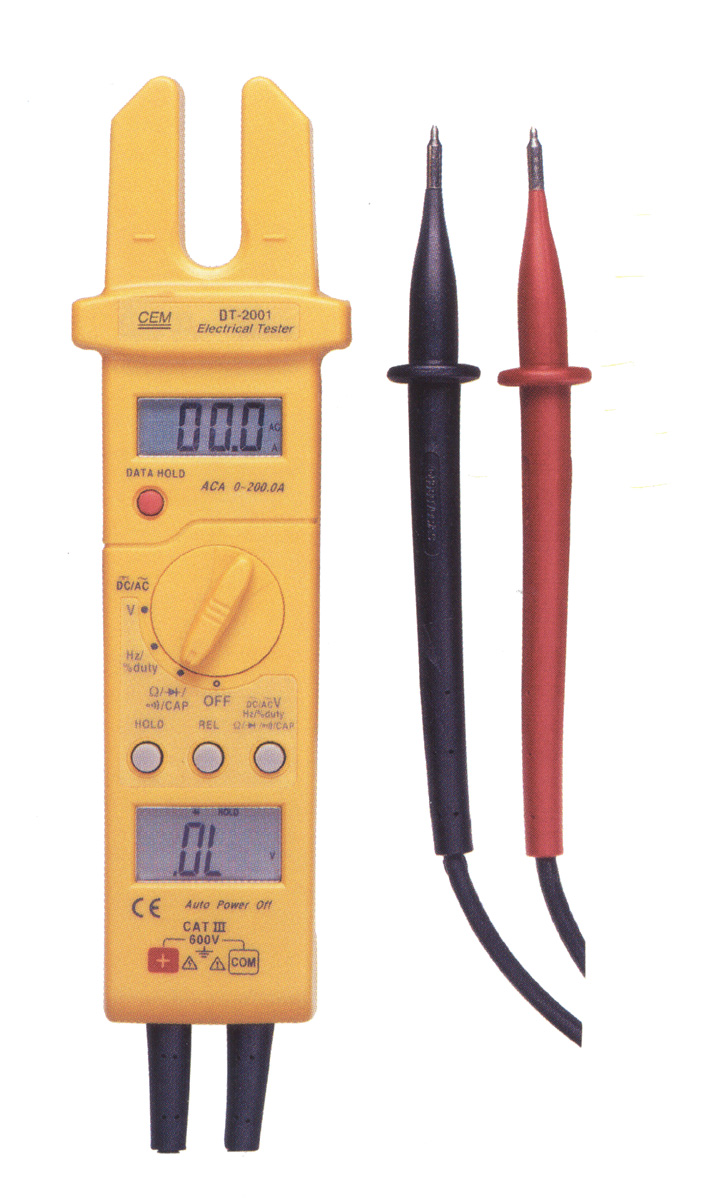Electrical Frequency Tester : Ruby electronics